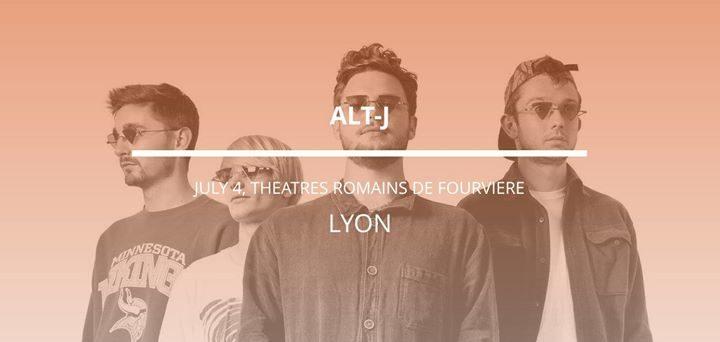 Alt-J in Lyon