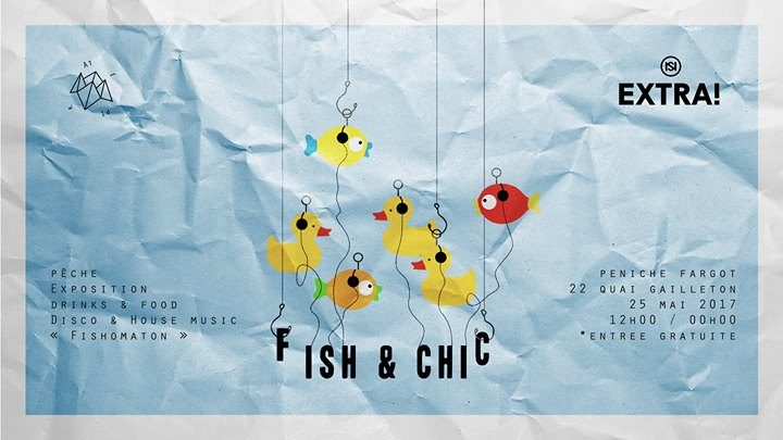 Extra! Nuits sonores : Fish 'N' Chic