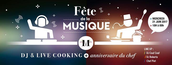 Fête de la musique // Le Mondrian