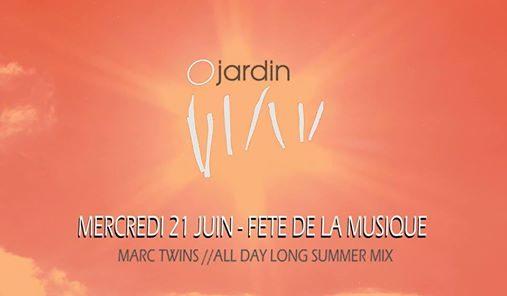 Faites de la musique - Marc TWINS Summer Mix
