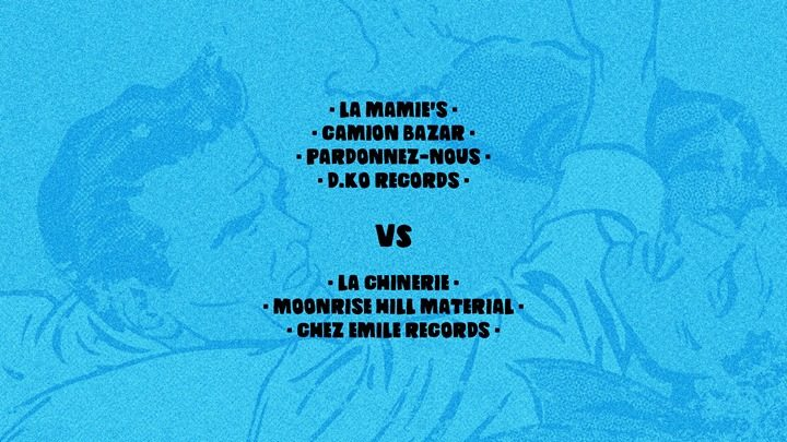 Encore : Paris vs Lyon All Stars !