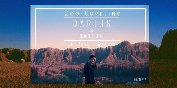 Zoo Corp inv. Darius (album tour) & Dabeull