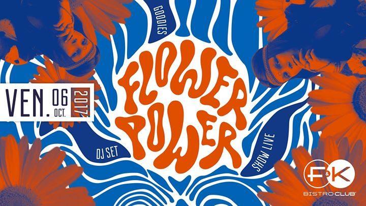Flower Power au F&K