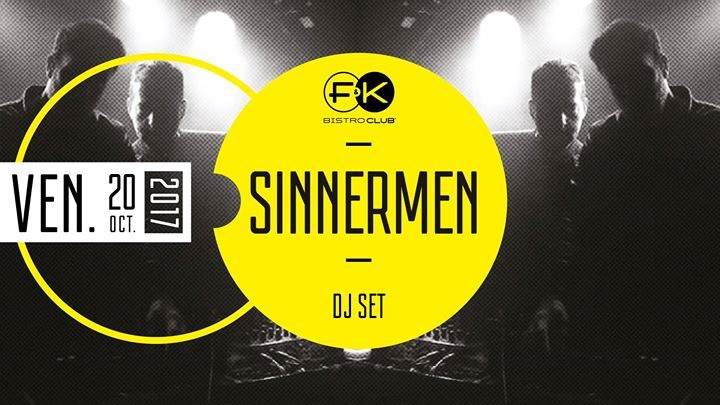 Sinnermen DJset