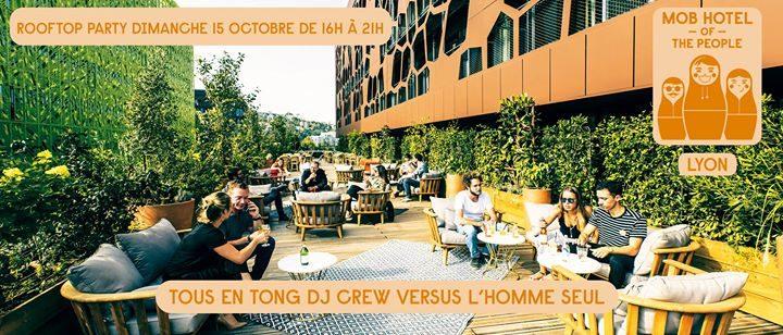 SUNNY Week-End à MOB HOTEL Lyon