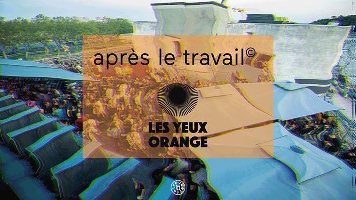 Après le travail © x Les Yeux Orange