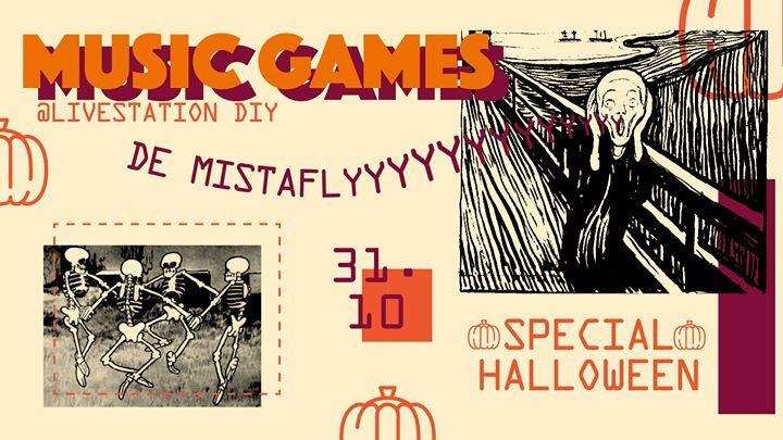 Music Games & Dancefloor Hantés de DJ Mistafly