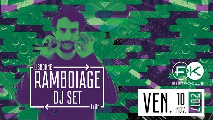 Ramboiage DJset