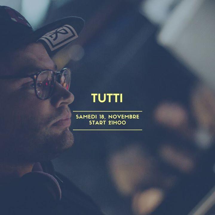 TUTTI // Le Parloir