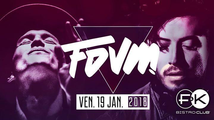 F&K invite FDVM !