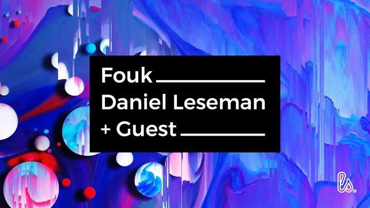 La Salopette // Fouk - Daniel Leseman - Guest