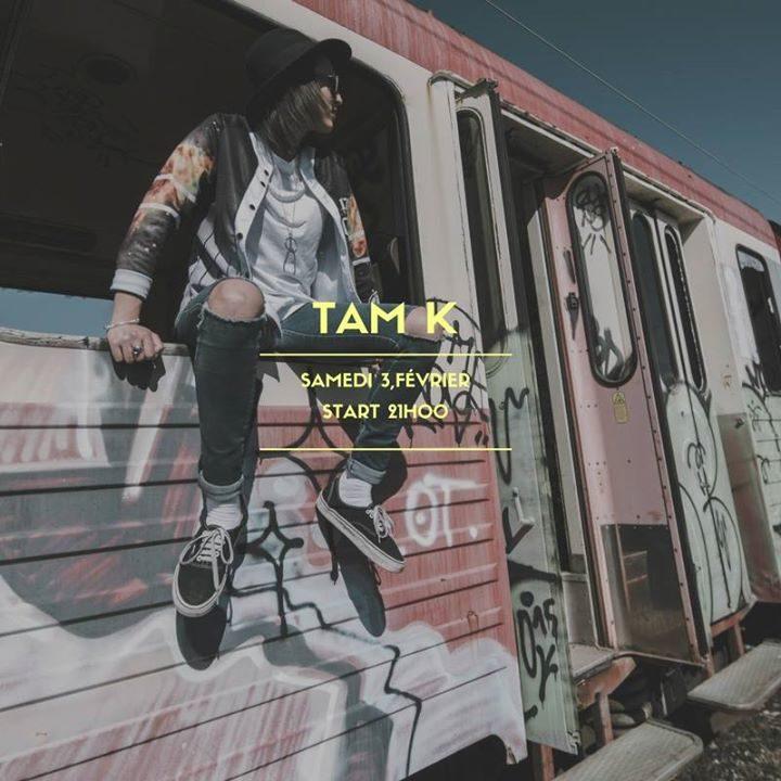 TAM K // Le Parloir