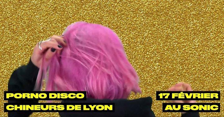 PORNO DISCO party - guest (Chineurs de Lyon)