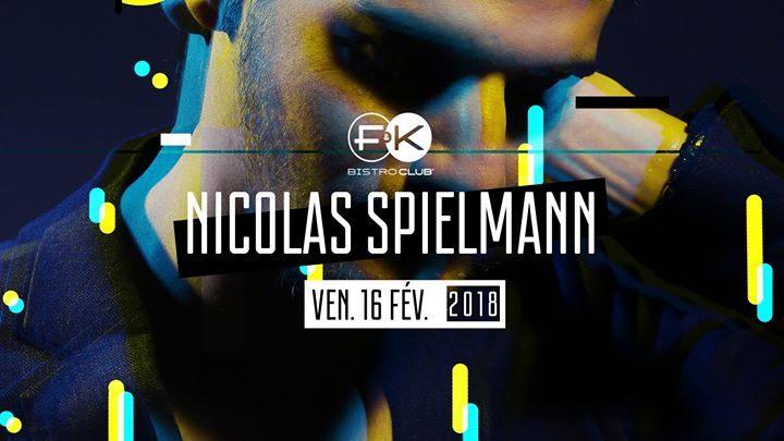 Nicolas Spielmann DJset