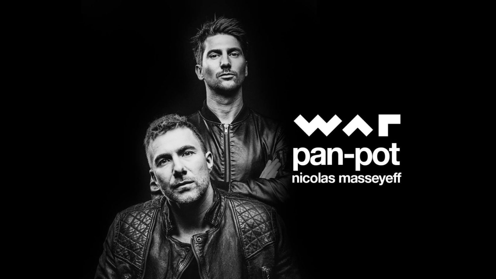 WAR : Pan-Pot, Nicolas Masseyeff