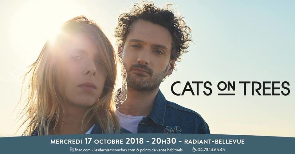 Cats On Trees // Radiant-Bellevue // Caluire et Cuire