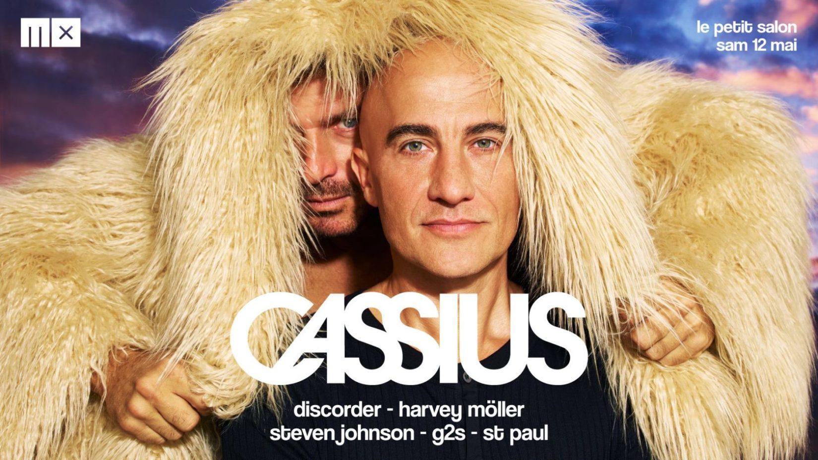 Make x France invite Cassius