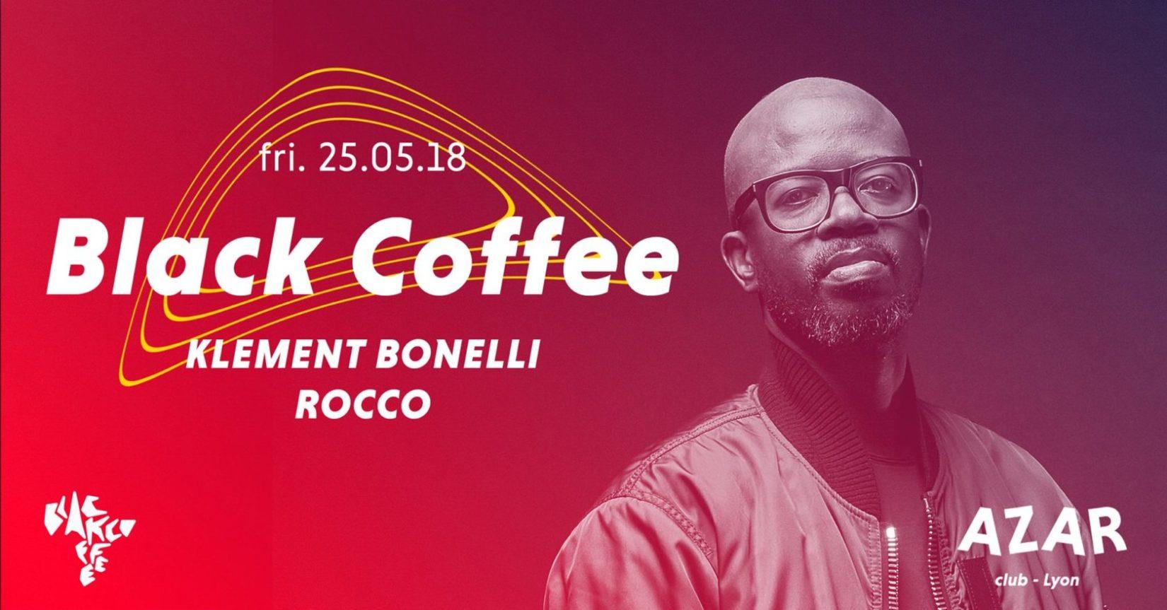 Black Coffee - AZAR club