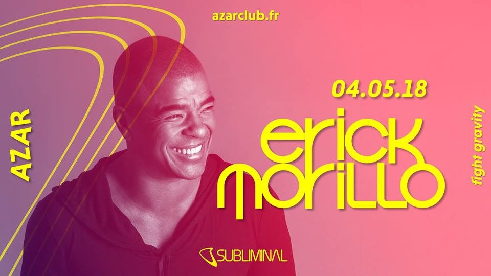 Erick Morillo - AZAR club