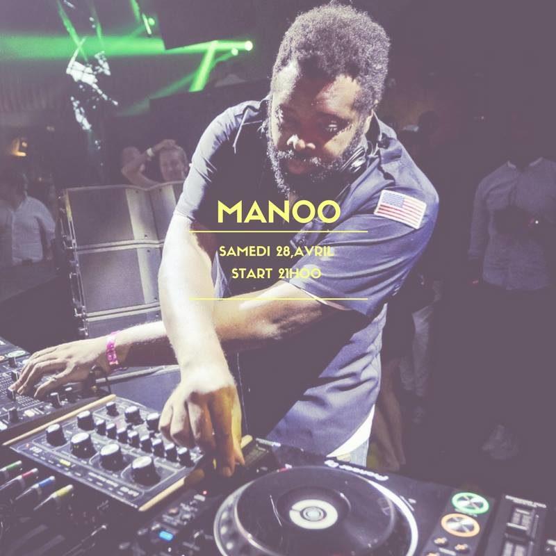MANOO // Le Parloir