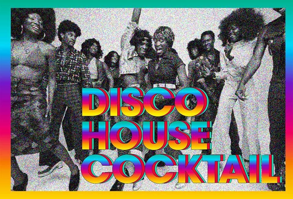 Disco House cocktail avec Eddie C & Flamingo Spark