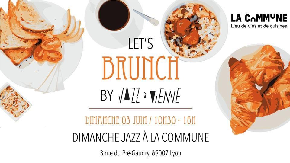 Dimanche Jazz à la Commune !
