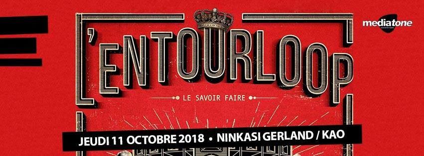 L'Entourloop Ft Troy. B & NZeng + Degiheugi au Ninkasi Gerland