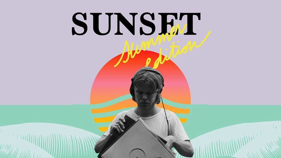 Sunset Society Summer Edition : Interstellar Funk,Oko Dj,Low Bat
