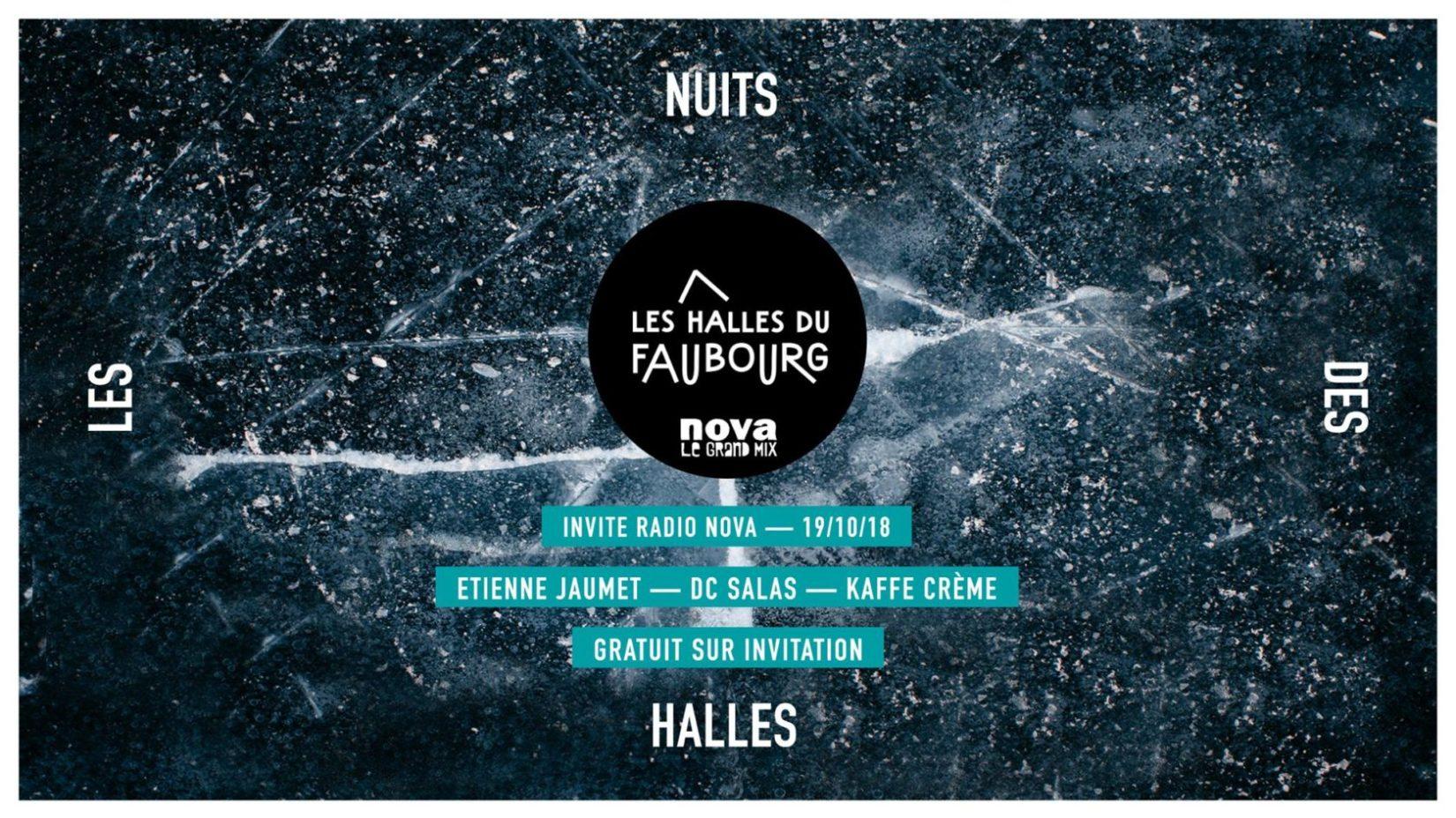 Nuit des Halles #2 - Radio Nova