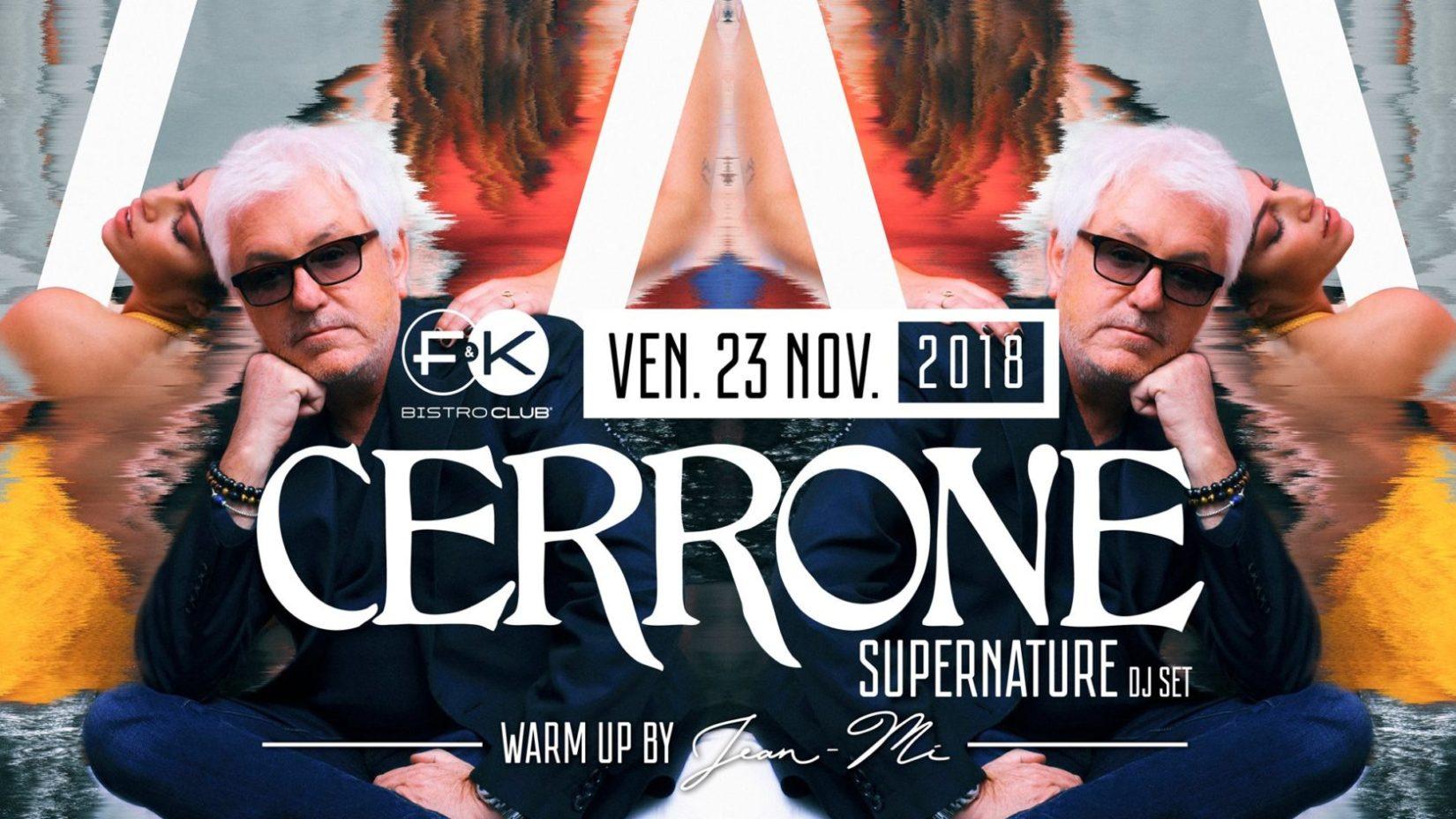Cerrone F&K