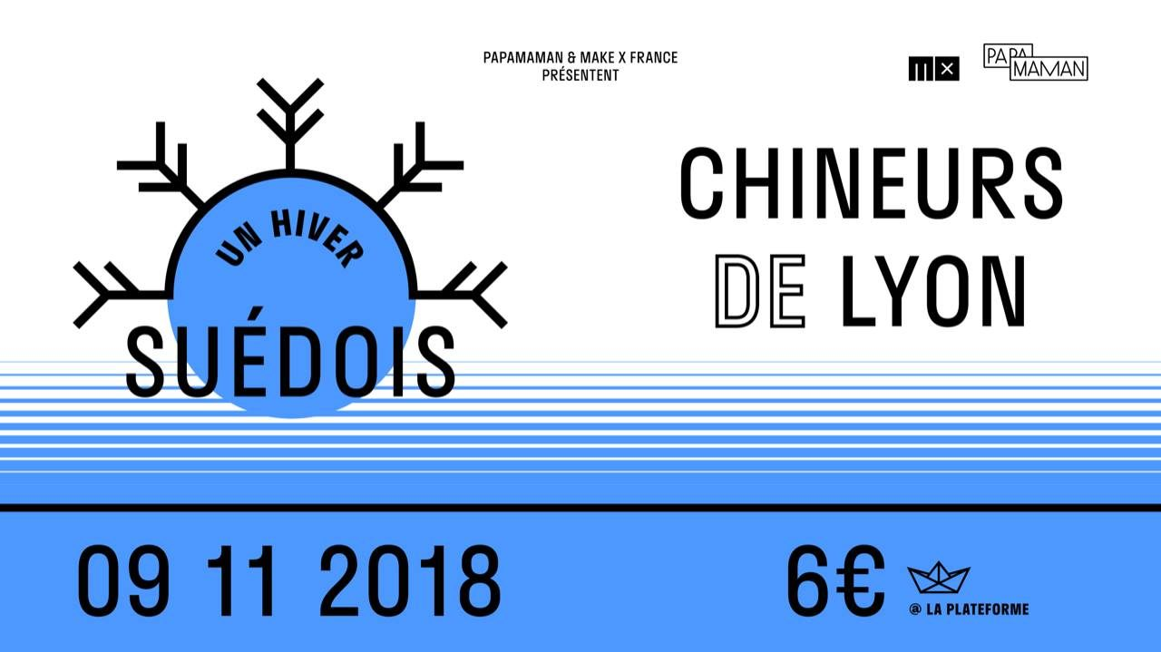 Un Hiver Suédois avec les Chineurs de Lyon