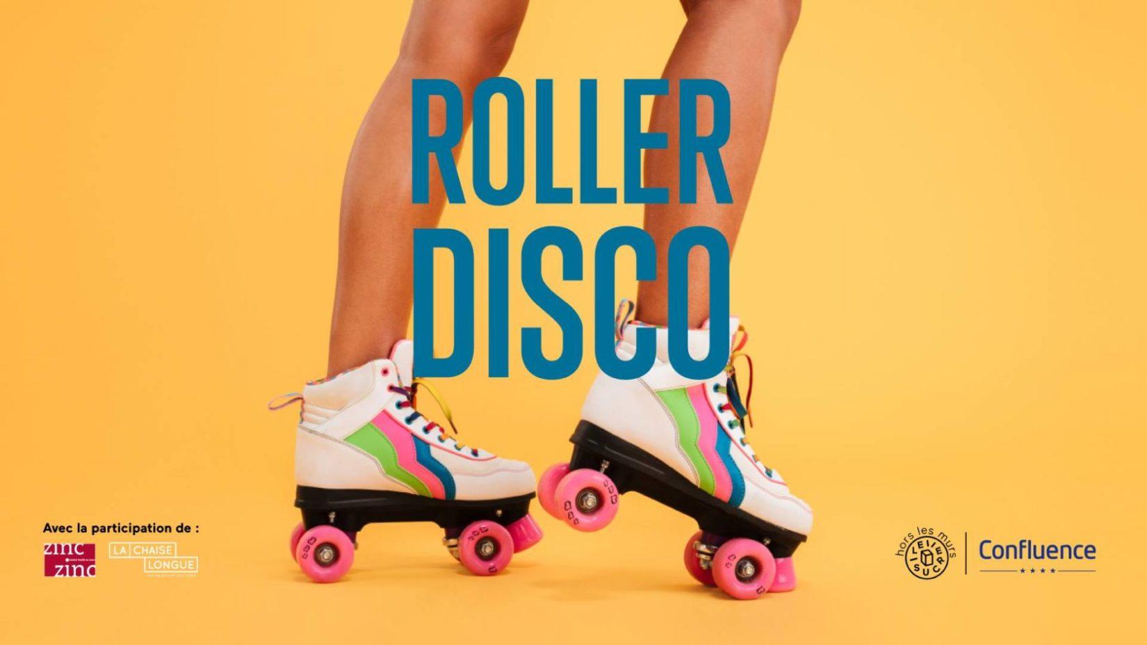 Le Sucre hors les murs : Roller Disco