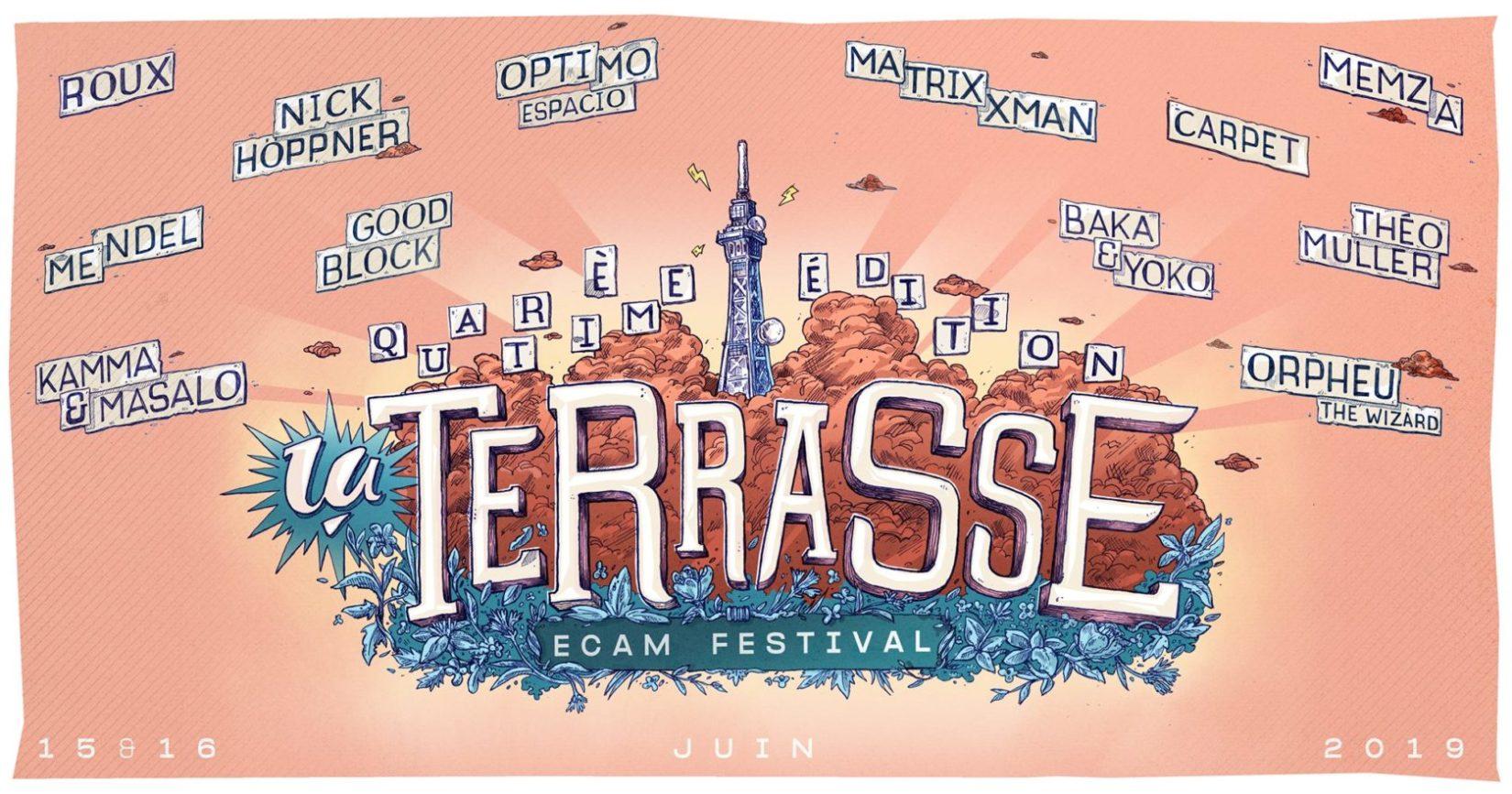 La Terrasse - ECAM Festival # 4