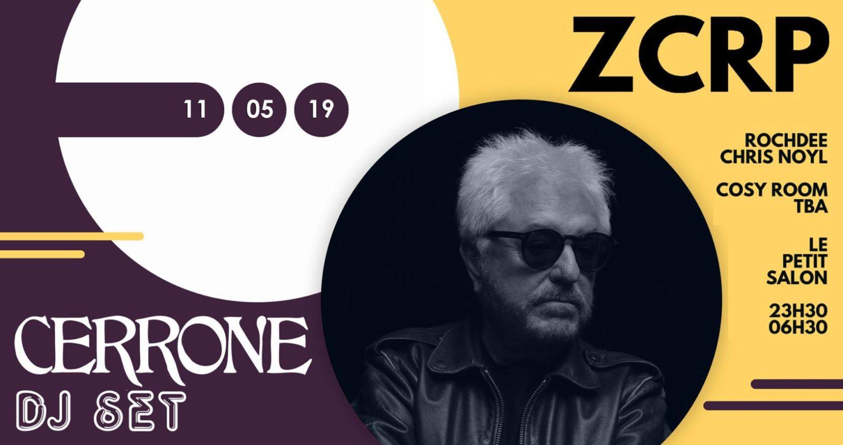 Zoo Corp inv. Cerrone