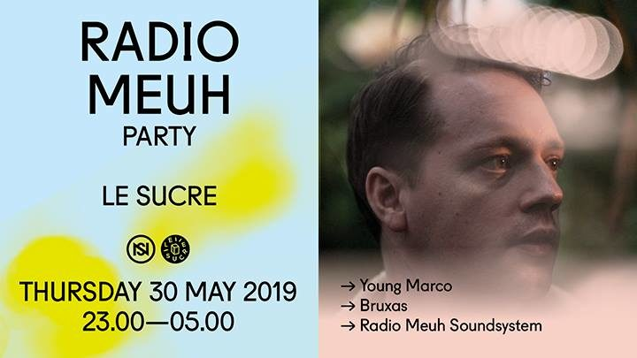 Nuits sonores x Radio Meuh