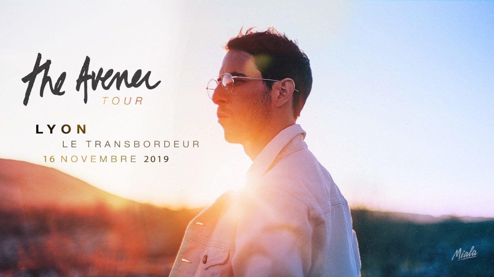 The Avener Tour - Le Transbordeur