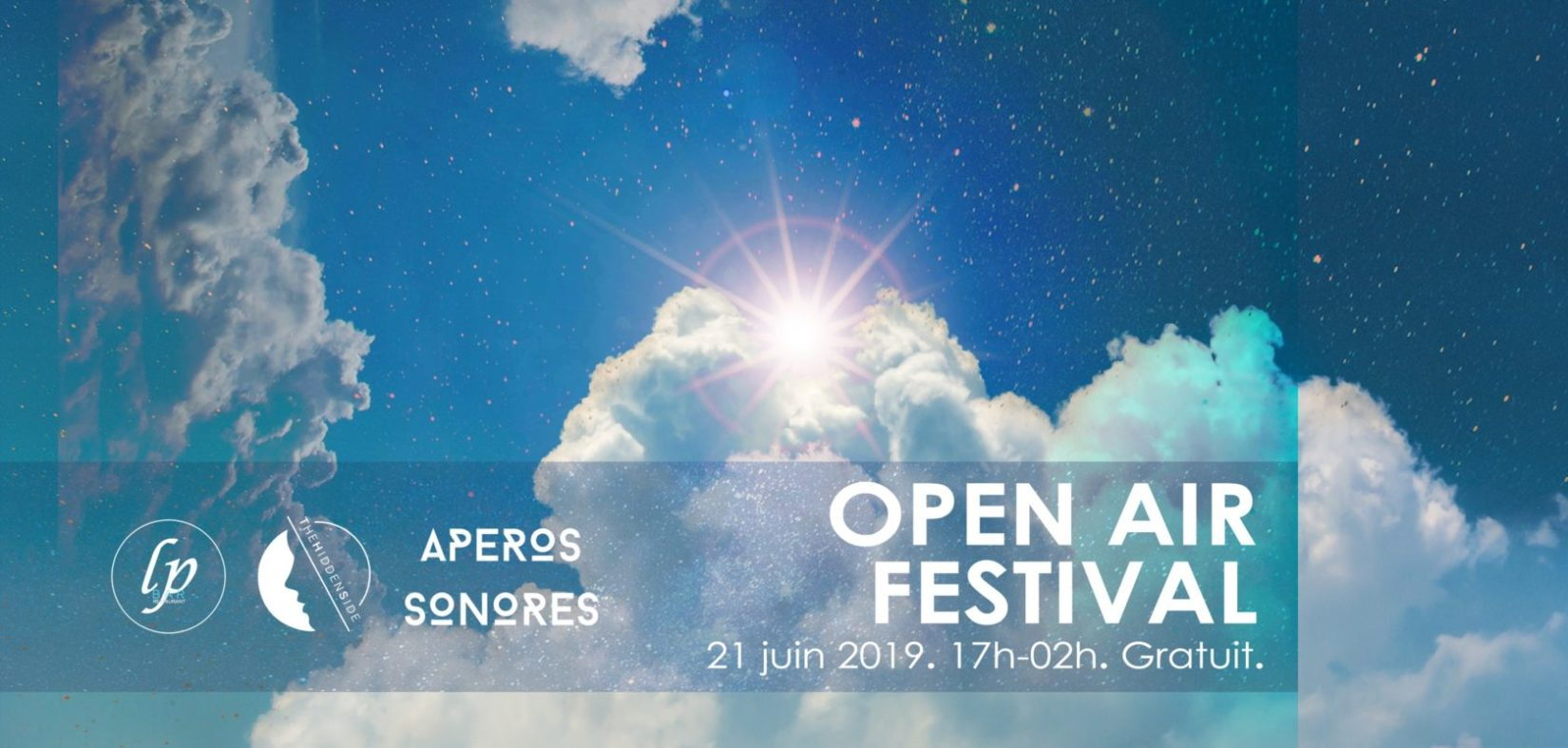 Apéros Sonores x THS x Les Platanes : Open Air Festival