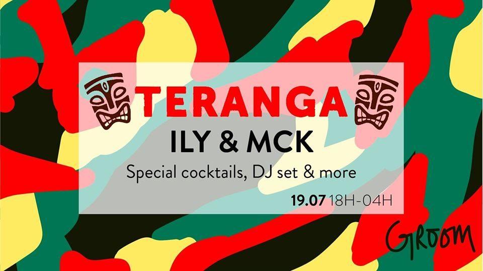 Afro Night avec Teranga