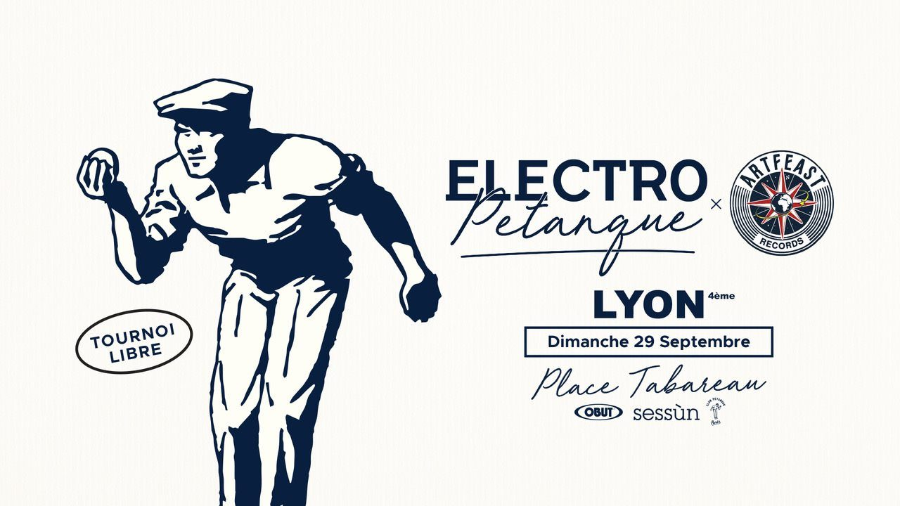 LYON is BACK - Electro Pétanque freestyle
