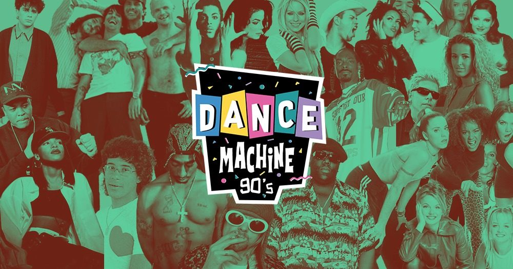 Dance Machine 90's