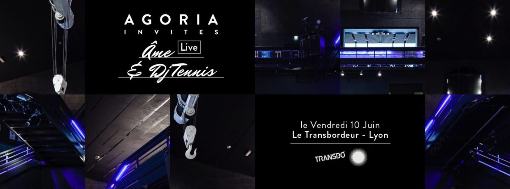 We Are Reality - Agoria Invite Ame Live & Dj Tennis