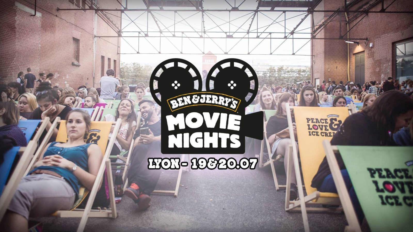 cover event ben & jerry's movie nights