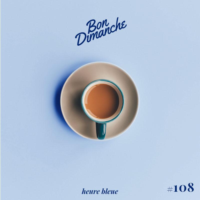 cover bon dimanche 108