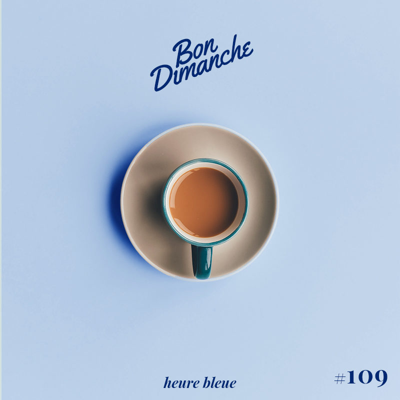 cover bon dimanche 109