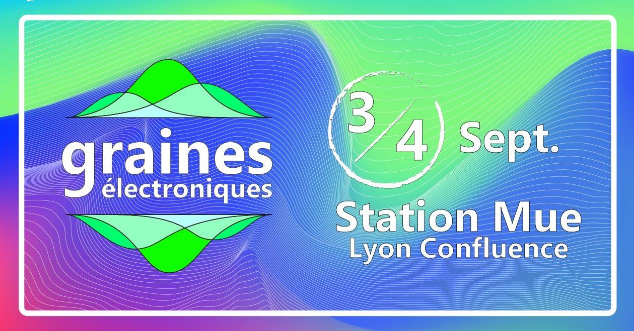 Festival Graines Electroniques 2021