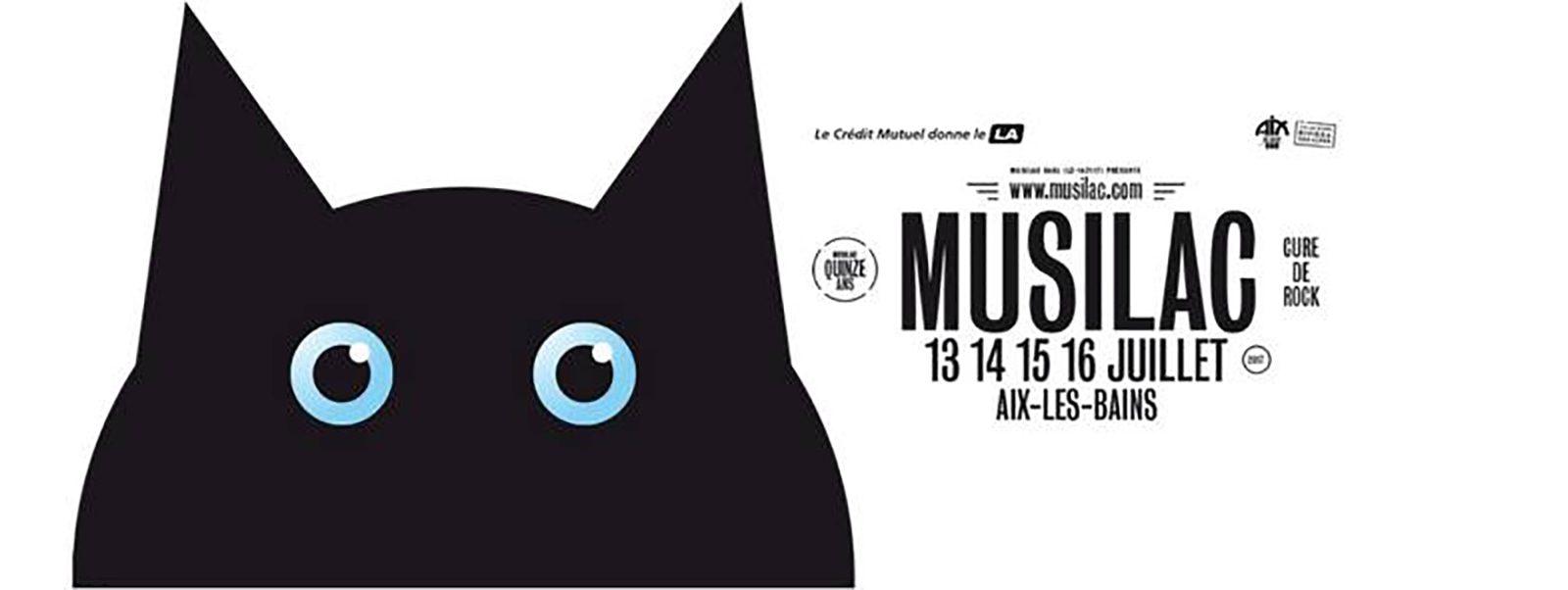 La billetterie du festival Musilac 2017 est ouverte.