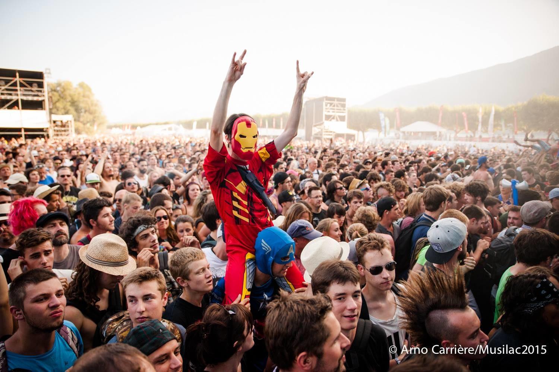 Festival Musilac 2017