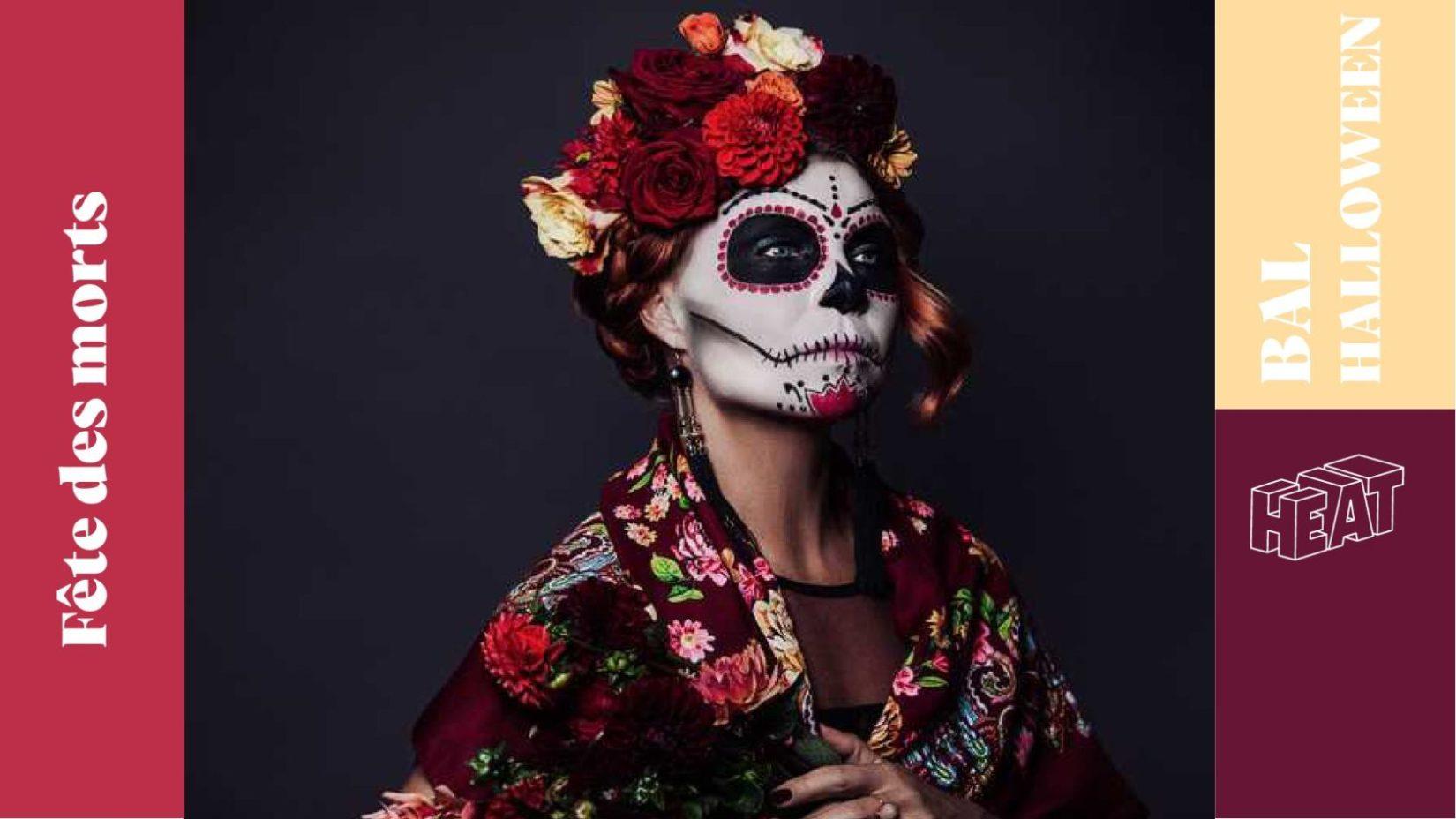 Fête des morts, le bal mexicain