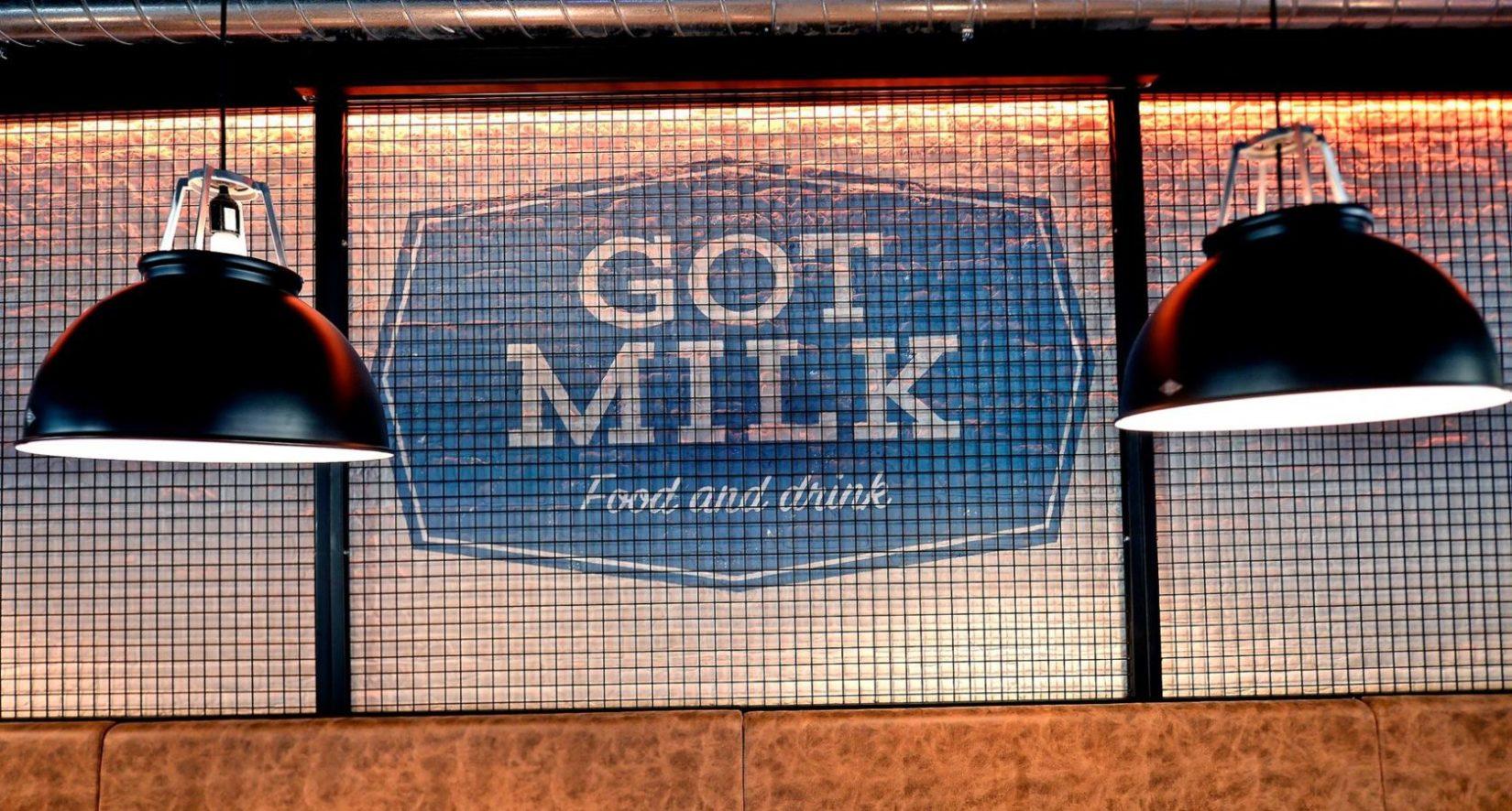 Bienvenue au Got Milk