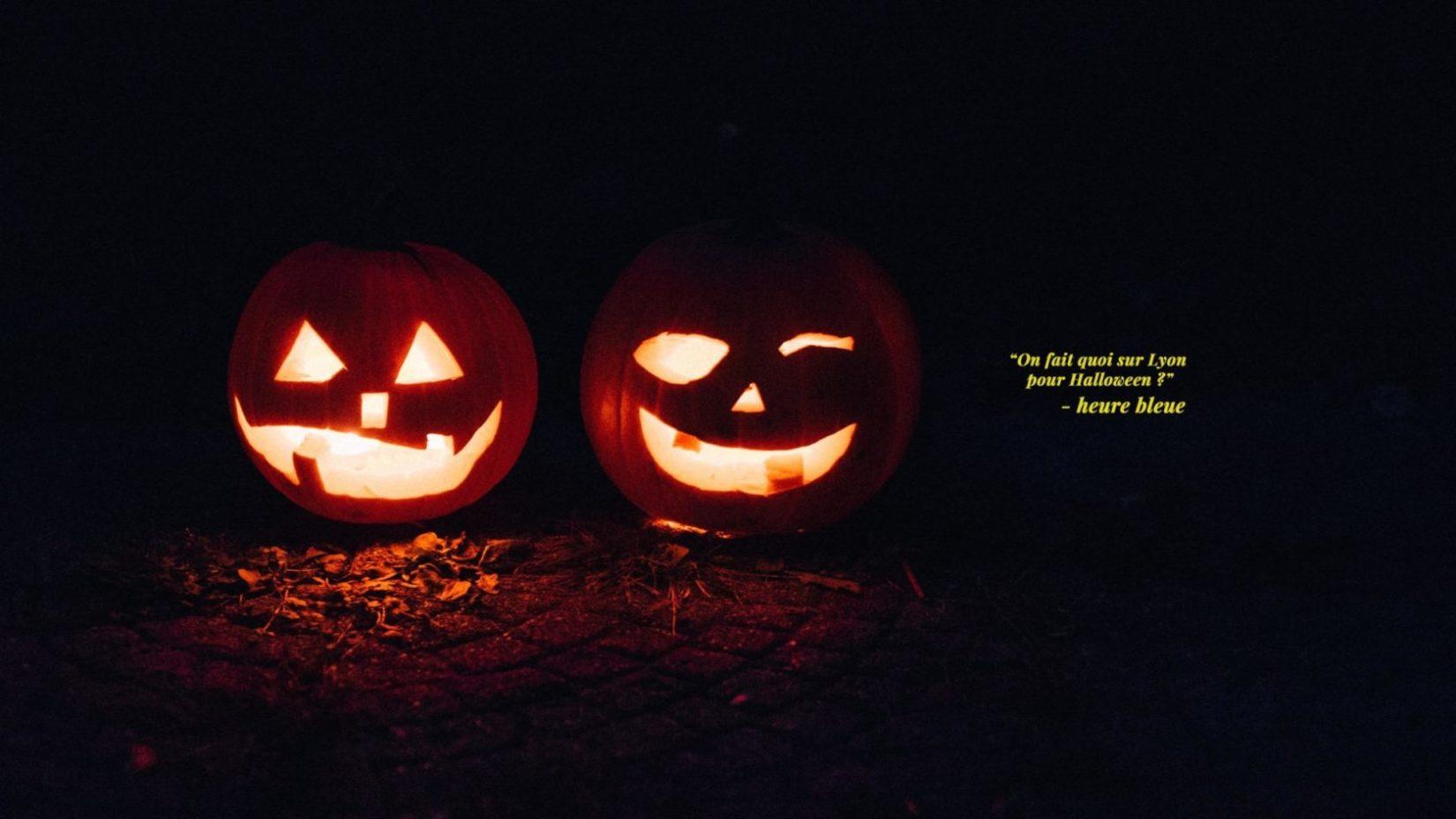 cover halloween heure bleue